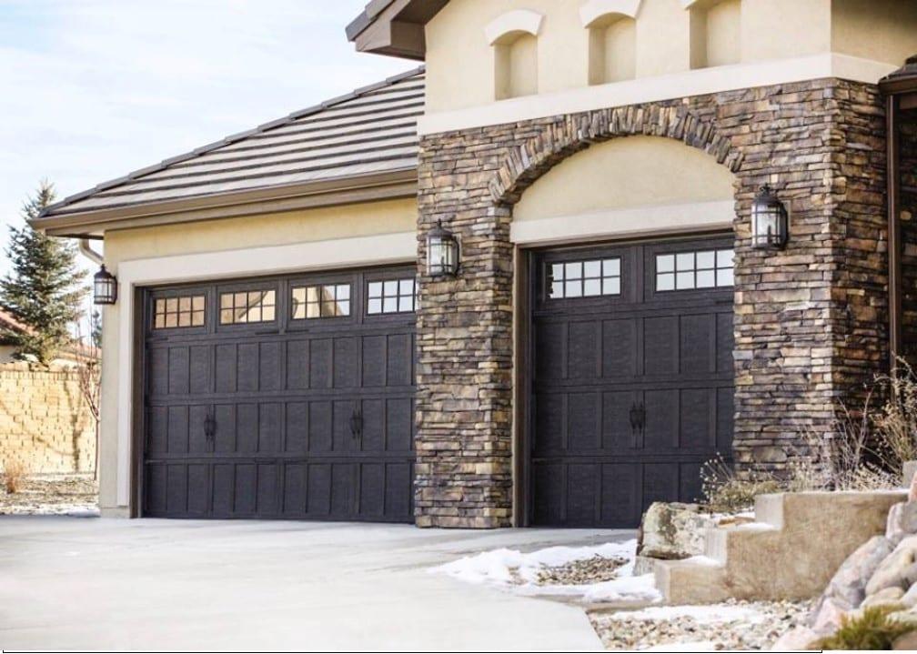 Classic Steel Garage Doors Over The Top Garage Door